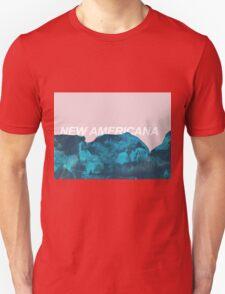 nuevo américa Unisex T-Shirt