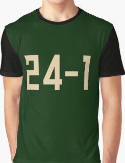 24-1 Bucks Graphic T-Shirt