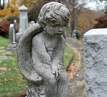 Child Angel by Kelly Morris