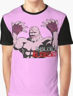Swolemetal Alchemist Graphic T-Shirt