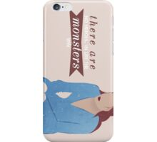 sansa; the monsters win iPhone Case/Skin
