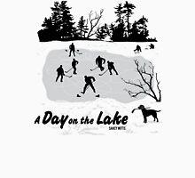 Day On The Lake Hockey Unisex T-Shirt