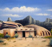 The Old Outpost by Gordon  Beck