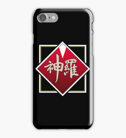 Shinra Logo - Final Fantasy VII iPhone Case/Skin