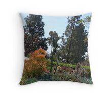 Hidden Beauty in Carson California Throw Pillow