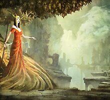 Fairy Queen by Emil Landgreen