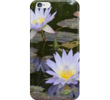 Pond Lilies iPhone Case/Skin