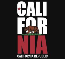 CALIFORNIA REPUBLIC by omadesign
