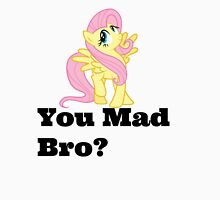 Fluttershy-You Mad Bro? Unisex T-Shirt