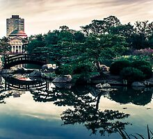 OsakaSeries: Oasis by CnCcreative
