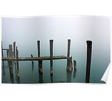 Foggy Dock 6 Poster