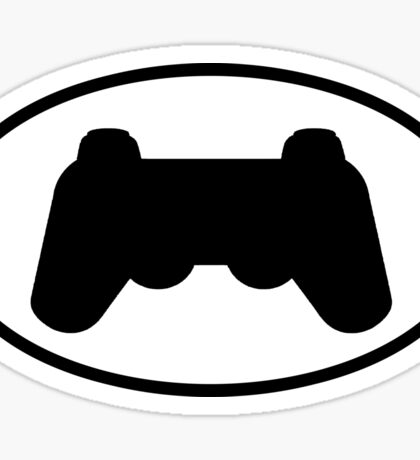 Controller Sticker