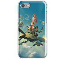 Aerial trouble - phone case #3 iPhone Case/Skin