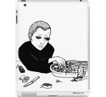 i am bored with my life iPad Case/Skin
