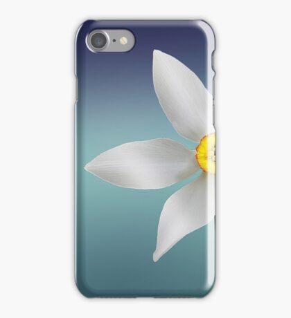 Very Elegant Daffodil Theme iPhone Case/Skin