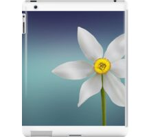 Very Elegant Daffodil Theme iPad Case/Skin