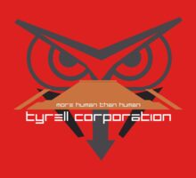 Tyrell Corporation logo Blade Runner Kids Tee