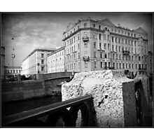 St Petersburg Architecture Photographic Print