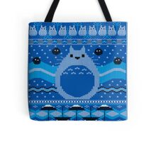 Totoro Knitted Neighbor Tote Bag