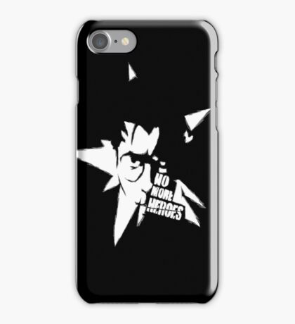 No More Heroes - Star iPhone Case/Skin