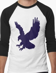 Wildlife- Bird ! Men's Baseball ¾ T-Shirt