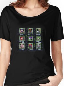 Teenage Mutant Mega Turtles (DONNIE) Women's Relaxed Fit T-Shirt