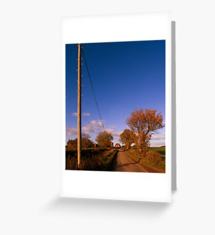 Stapleford Tawney Greeting Card