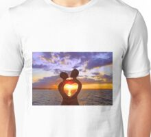 Aglow with Love Unisex T-Shirt