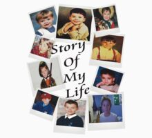Story Of My Life Collage by smentcreations