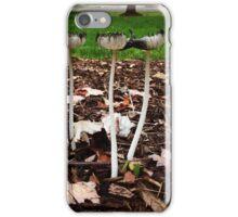Mushroom Family iPhone Case/Skin