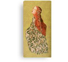 Lady Imogen Canvas Print