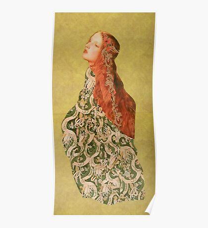 Lady Imogen Poster
