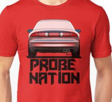 PROBENATION2.0 (Rear view) Unisex T-Shirt