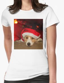Santa LouLou Womens Fitted T-Shirt