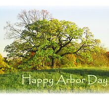 Arbor Day Tree by jkartlife