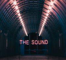 // THE SOUND // Sticker