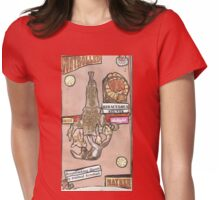 Controlled Mayhem Womens Fitted T-Shirt