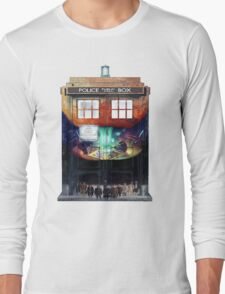 Gallifrey Falls No More Long Sleeve T-Shirt