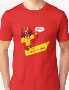 Beelzebub's Lord of the Fries T-Shirt