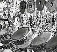 Malaysian Percussion by Robert Meyers-Lussier
