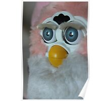 When Will My Husband Return From War Furby  Poster
