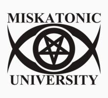 MISKATONIC UNIVERSITY by auraclover