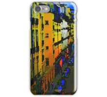 Paris, Rue St Louis, Dreaming iPhone Case/Skin