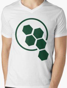 Bionic Commando Mens V-Neck T-Shirt