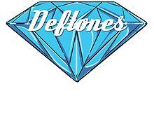 Deftones Diamond by lizzielizard