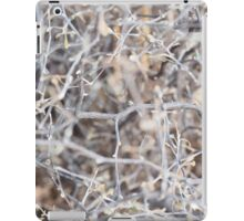 Frozen Branches Lovely Theme iPad Case/Skin