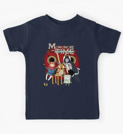 Mononoke Time Kids Tee