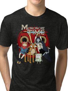 Mononoke Time Tri-blend T-Shirt