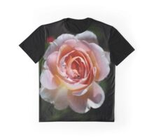 Single Romantic Rose  Graphic T-Shirt