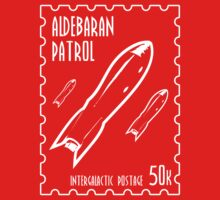 Aldebaran Patrol Postage Stamp Kids Clothes